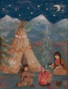 Native Americans / Camp.tif