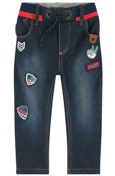 Jeans+avec+patchs