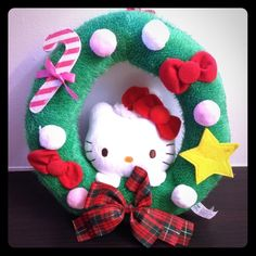 Hello Kitty Christmas Tree, Pillows, Google, Image, Cushions, Pillow Forms, Cushion, Scatter Cushions