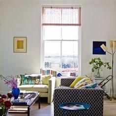 Strukturierte modernen Wohnzimmer Wohnideen Living Ideas Interiors Decoration