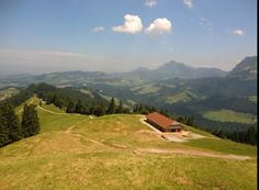 """View in the Swiss mountains from the """"First"""" in Entlebuch Switzerland, Sick, Mountains, Nature, Travel, Beautiful, Naturaleza, Viajes, Trips"""