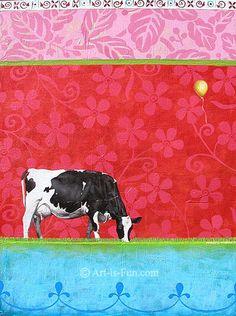 Acrylic Painting by Thaneeya McArdle