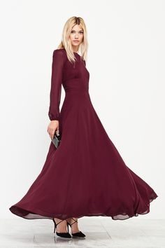 The Veronica Dress #bridesmaid https://www.thereformation.com/products/veronica-dress-merlot?utm_source=pinterest&utm_medium=organic&utm_campaign=PinterestOwnedPins