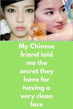 My Chinese friend told me the secret they have for having a very clean face This is one of the chinese remedy that can solve any kind of skin problem of the face. This mask gives you healthy, beautiful, shiny skin. Before applying this mask do a patch tes Diy Beauty Face, Beauty Tips, Beauty Secrets, Beauty Skin, Beauty Hacks, Cucumber Beauty, Face Scrub Homemade, Sagging Skin, Prevent Wrinkles