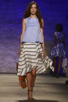 @RebeccaMinkoff Ready-to-Wear Spring Summer 2015 #NYFW