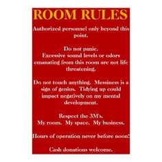 $$$ This is great for          	Room Rules Posters           	Room Rules Posters online after you search a lot for where to buyHow to          	Room Rules Posters lowest price Fast Shipping and save your money Now!!...Cleck Hot Deals >>> http://www.zazzle.com/room_rules_posters-228153815451514339?rf=238627982471231924&zbar=1&tc=terrest