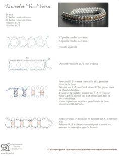 Schéma Bracelet ViceVersa