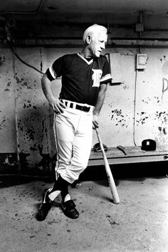 Manager Sparky Anderson helped lead the 1984 Detroit Tigers to World Series victory.