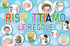 Beginning Of School, Back To School, Italian Lessons, Montessori, Arts And Crafts, Branding, Classroom, Teaching, Education