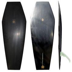 Image of eg coffin surfboard