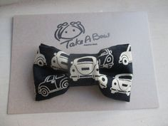 Handy clip-on bow tie for kids and adult  by TakeABowAmsterdam