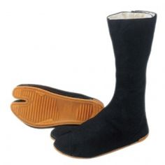 Ninja Shoes Boots Rubber sole Japanese shoes