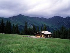 Love! Like! Share! AFGH - Renovation of a 200 year old alpine hut,Gstaad 2007....