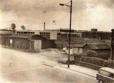 Bishop Auckland, North East England, Slums, Garages, Under Construction, Garage, Car Garage