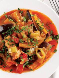 Zeytinyağlı patlıcan Tarifi - Türk Mutfağı Yemekleri - Yemek Tarifleri