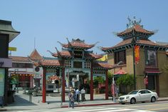 2006 Los Angeles quartier chinois