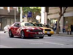My Inner Mustang!