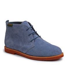 Love this G.H. Bass & Co. Lavender Gray Elspeth Suede Chukka Boot by G.H. Bass & Co. on #zulily! #zulilyfinds