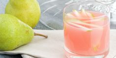Sparkling Pear-Prosecco Punch