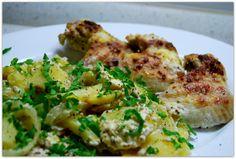 Из серии простых, но вкусных рецептов: куриные крылышки в сметано-горчичном соусе