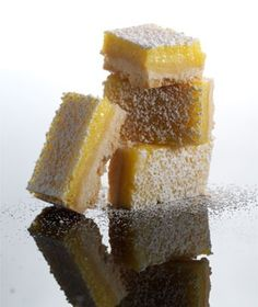 Love lemon bars!    Lemon Bars