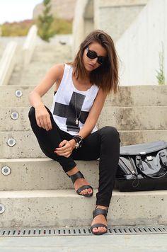 T-u-e-s-d-a-y (by Alexandra Per) http://lookbook.nu/look/3939906-t-u-e-s-d-a-y