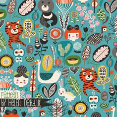 everything Helen Dardik does is gorgeous!