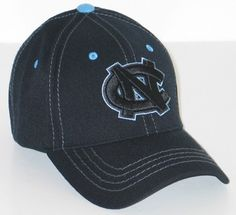 detailed look cdeb5 2f830 NORTH CAROLINA TAR HEELS UNC BLACK ELEMENT FLEX FIT FITTED HAT CAP XL NEW  in Sports Mem, Cards   Fan Shop, Fan Apparel   Souvenirs, College-NCAA    eBay