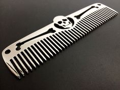 Metal Comb Works: Titanium and Stainless Steel pocket combs. by Jeff D. Grant — Kickstarter