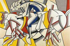 Roy Lichtenstein: comic genius? | Coffee House