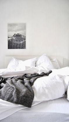 Room Inspiration: Beautiful Bedrooms | Nordic Days