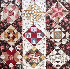 Grandmothers Choice Pics in quilt center