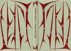 Agatha Christie - Dolken från Tunis, 1959, book