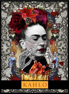 """Frida"" by mew-muse"
