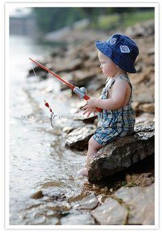 The fisherman!