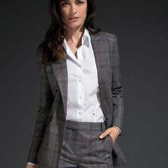 Franck Lestrade (@francklestrade) • Instagram-Fotos und -Videos Business Look, Blazer, Instagram, Jackets, Videos, Fashion, Down Jackets, Moda, Fashion Styles