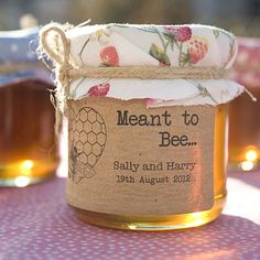 Wedding Gifts For Guests Magnificent -> Unique Inexpensive Wedding Favor Ideas Honey Favors, Honey Wedding Favors, Wedding Thank You Gifts, Candle Wedding Favors, Candle Favors, Wedding Favors For Guests, Personalized Wedding Favors, Unique Wedding Favors, Bridal Shower Favors
