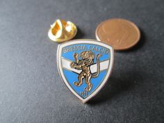 a10 BRESCIA FC club spilla football calcio soccer pins fussball italia italy