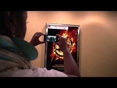 AMC Theatres App - Augmented Reality How-To - http://arnews.tv/amc-theatres-app-augmented-reality-how-to/