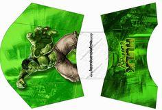 Hulk Cajas Para Imprimir Gratis AVENGERS Pinterest Hulk