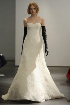 2014 Bridal Spring/Summer Collection - Vera Wang Bridal - Show