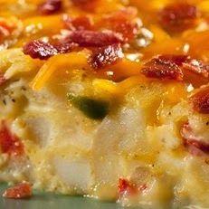 Top Recipes Of all Time...: Egg Potato Bacon