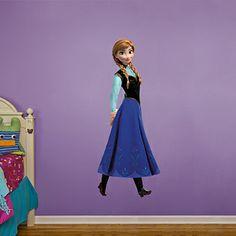 disney frozen bedroom | Anna - Frozen - Disney