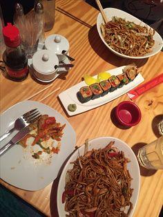 Chinese restaurant in Beyoglu, Istanbul