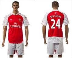 http://www.xjersey.com/201516-arsenal-24-bellerin-home-jersey.html 2015-16 ARSENAL 24 BELLERIN HOME JERSEY Only $35.00 , Free Shipping!