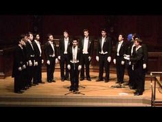 """Whiffenpoofs of 2012 - """"Entire Concert"""" - Parents Weekend 2011"""