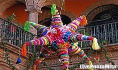 Mexican Pinata | Mexico's Ancient Piñata Tradition