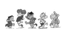 Disney Cartoon Characters, Disney Cartoons, Bugs Bunny Cartoons, 1970s Cartoons, Diagram, Disney Cartoon Drawings, Disney Animation