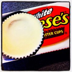 White Choclate Kit Kat...