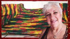 Crochet Top, Youtube, Women, Fashion, Tutorials, Tricot, Stitches, Farmhouse Rugs, Blouses